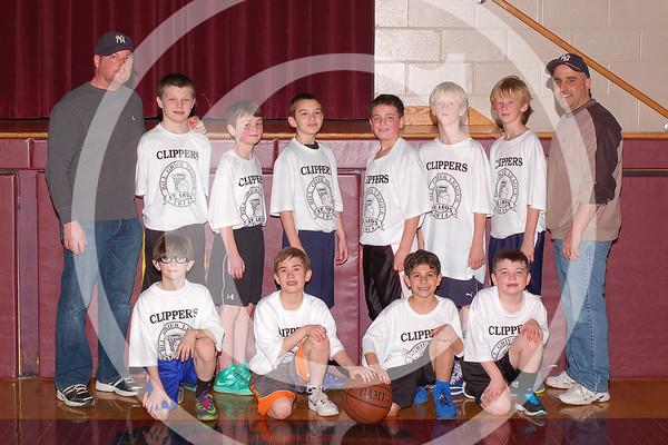 Youth League Basketball